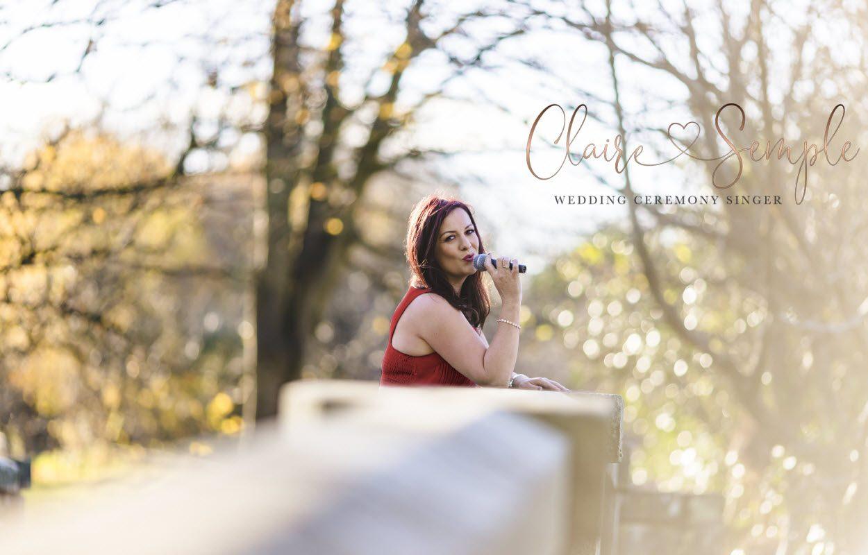 Claire Semple Wedding Singer
